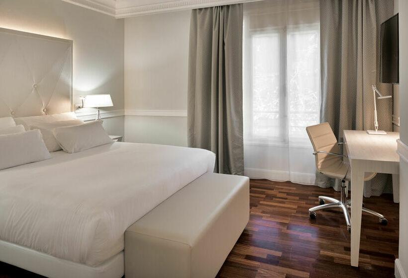 Nh collection gran hotel de zaragoza en zaragoza destinia for Habitaciones zaragoza