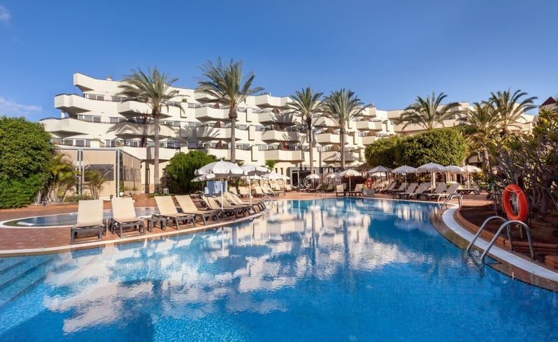 Swimming pool Hotel Barcelo Corralejo Bay - Adults Only