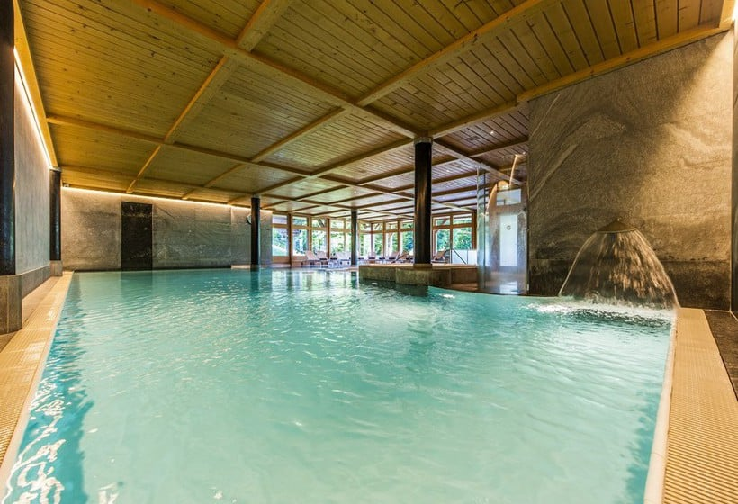 55 h tels dans station de ski gstaad destinia - Horaire piscine bellevue ...