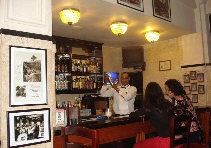 Cafeteria Hotel Roc Presidente Havana
