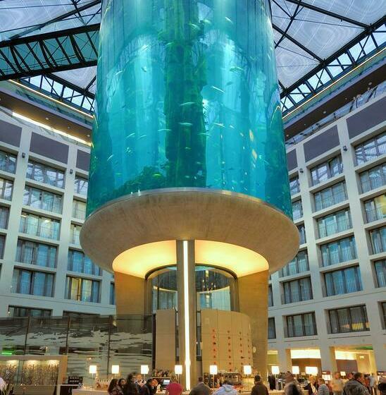 مناطق متداول Radisson Blu Hotel Berlin برلين