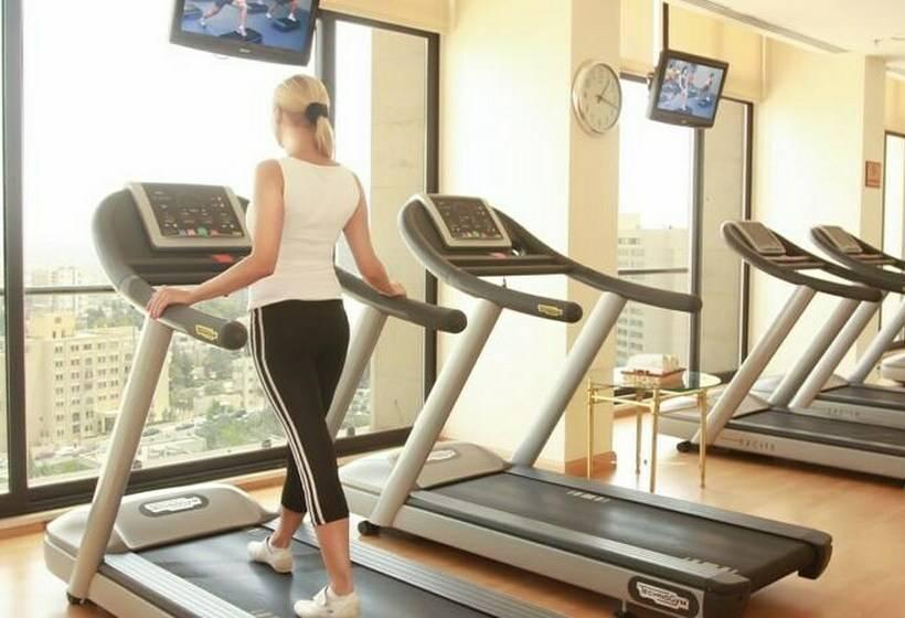 Sport center Hotel Regency Palace Amman