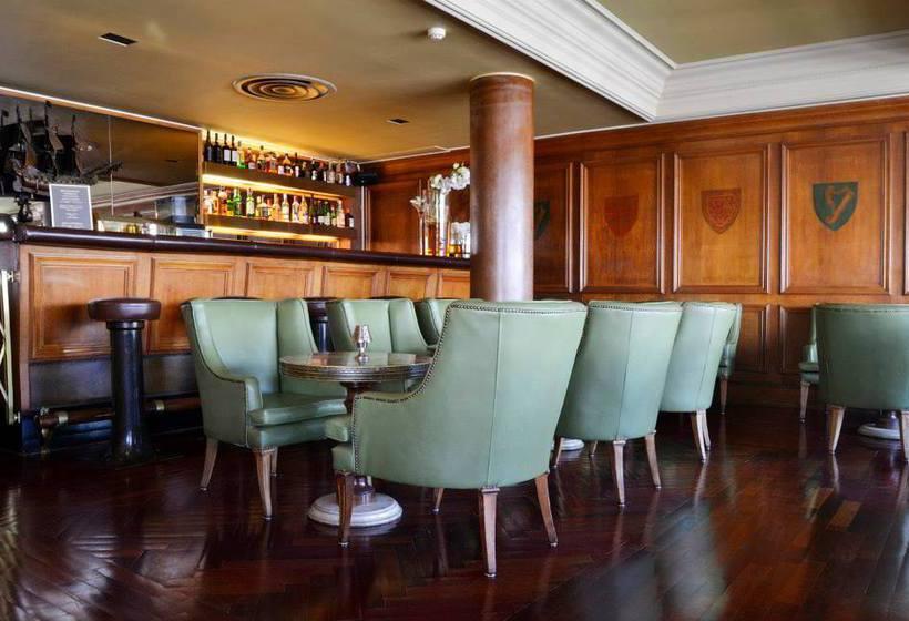 Cafeteria Hotel Eduardo VII Lisbon