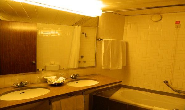 Bathroom Hotel Montechoro Albufeira
