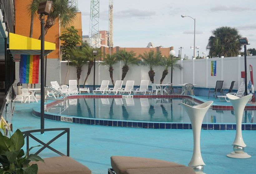 Hotel Howard Johnson Inn Orlando International Drive