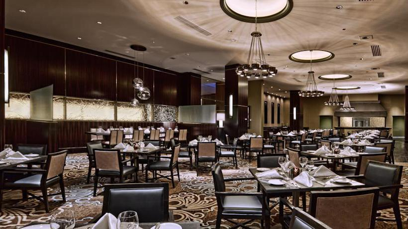 Restaurant Hotel Intercontinental Dallas