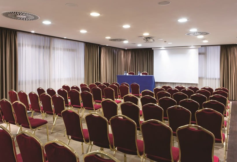 Meeting rooms Best Western Plus Tower Hotel Bologna
