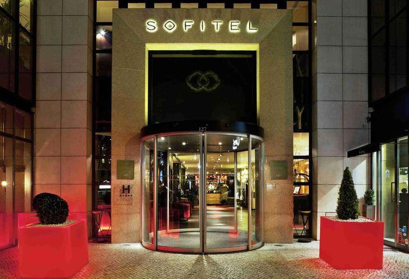 Hotel Sofitel Lisbon Liberdade