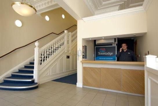 Hotel Travelodge Edinburgh Learmonth