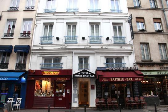 Hotel Royal Bastille Paris