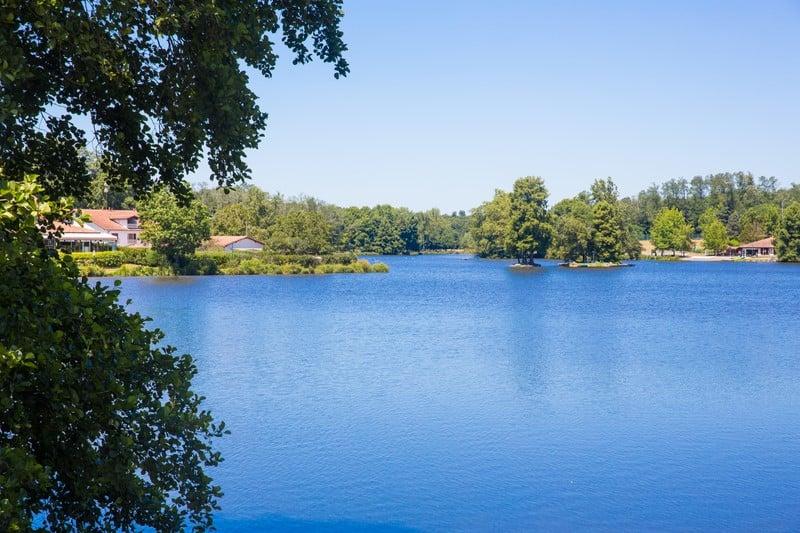 Aparthotel cerise les jardins du lac en saint paul les dax - Les jardins du lac saint paul les dax ...