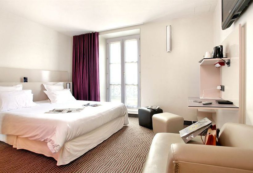 Hotel Libertel Montmartre Duperre Paris