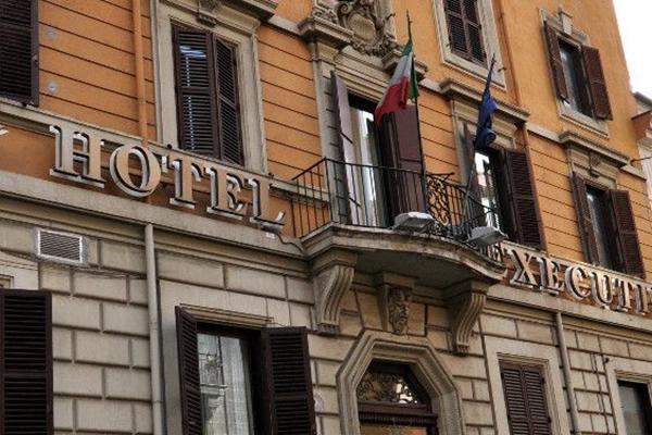 Hotel Executive Rome