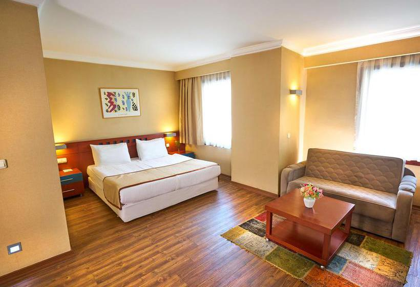 Room Hotel Feronya Istanbul