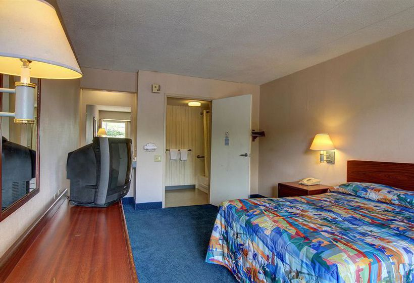Hotel Red Roof Inn St Louis Florissant