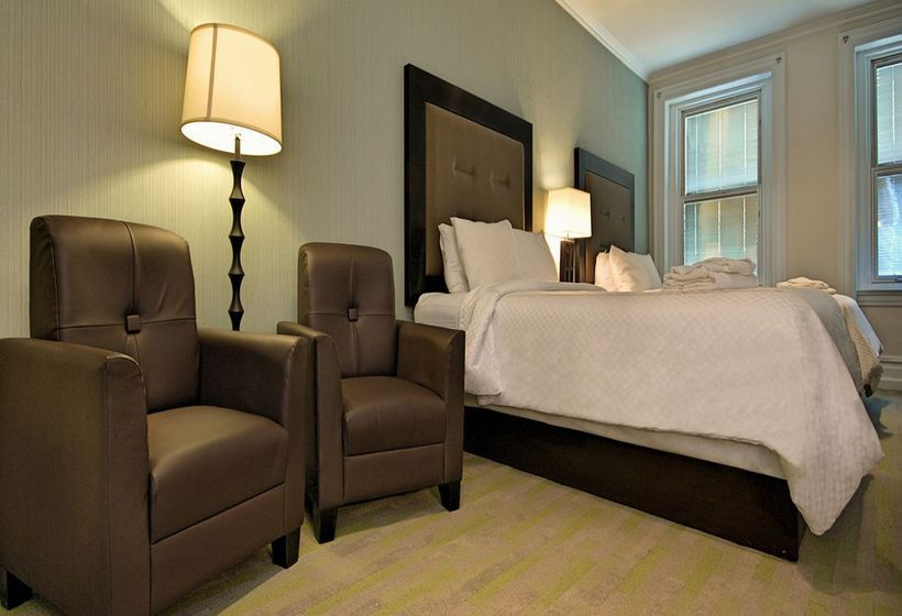 Hotel Rodeway Inn Center City Philadelphia