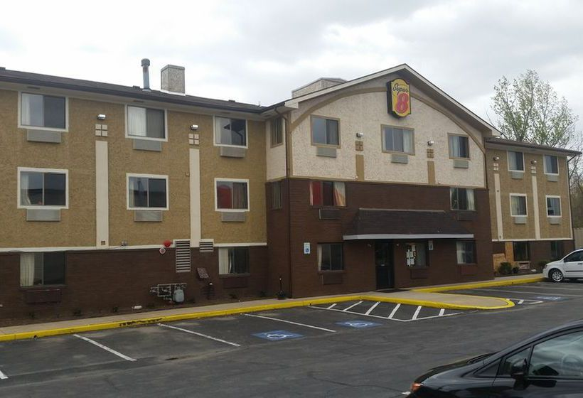 Motel Super 8 Baltimore Essex Area