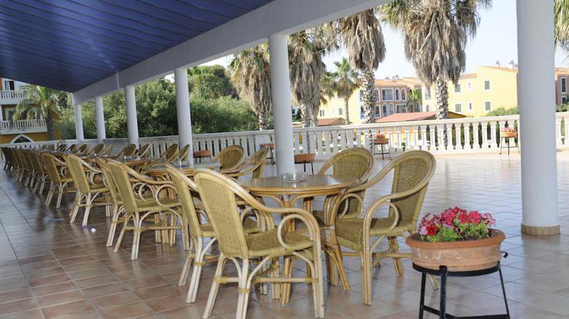 Cafeteria Aparthotel Blanc Palace Ciutadella