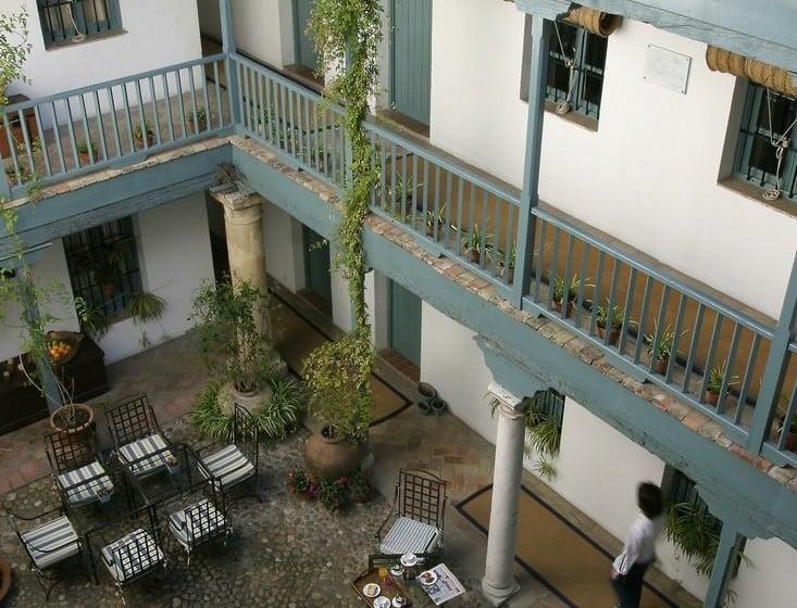 Hotel Hospes Las Casas del Rey de Baeza Seville