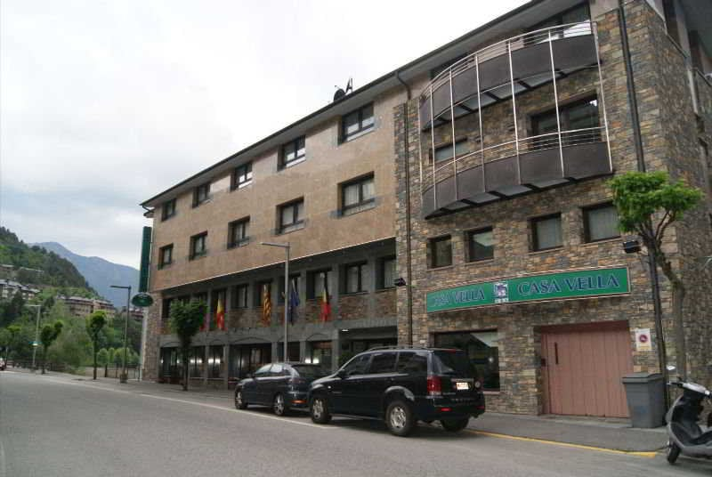 Aparthotel Casa Vella Ordino