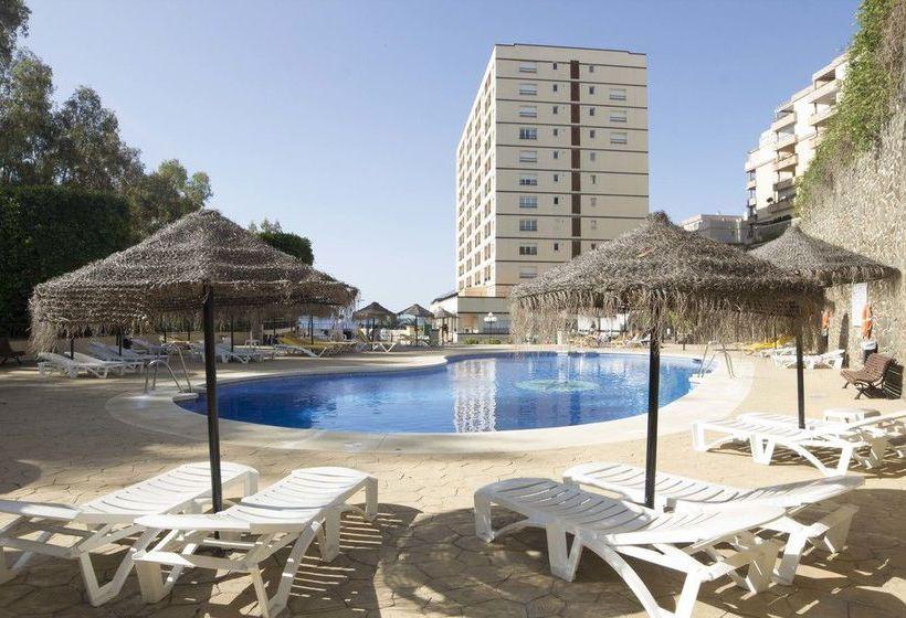 Swimming pool First Flatotel International Benalmadena
