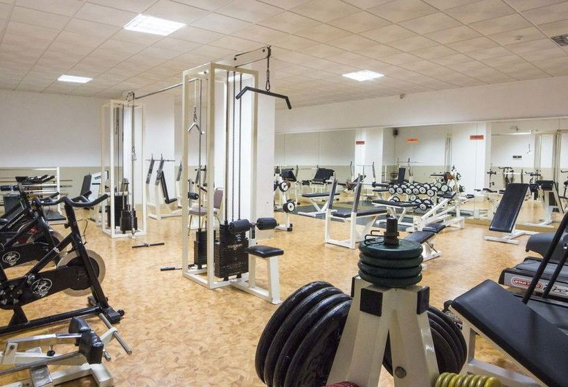 Sport center First Flatotel International Benalmadena