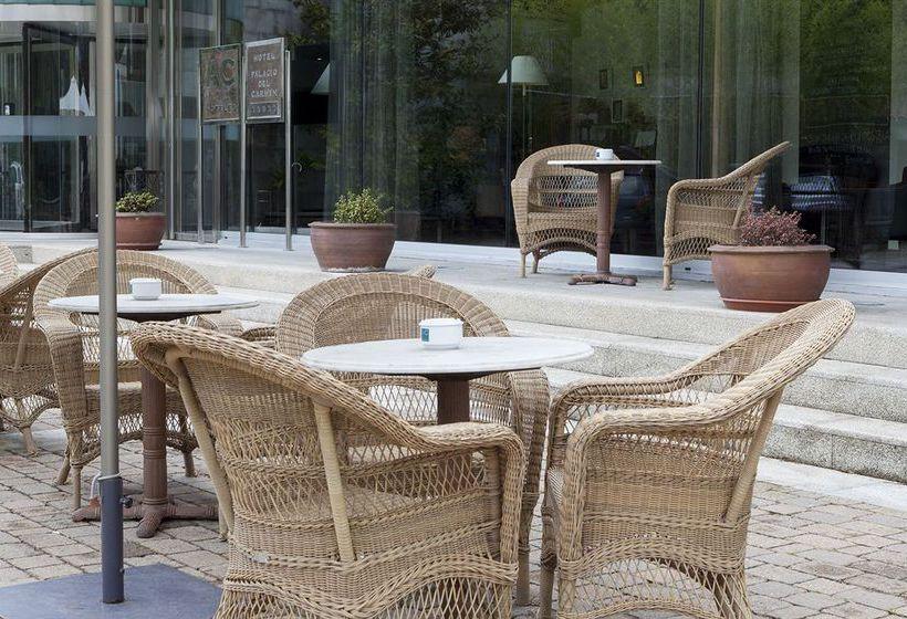 Hotel AC Palacio del Carmen Santiago de Compostela
