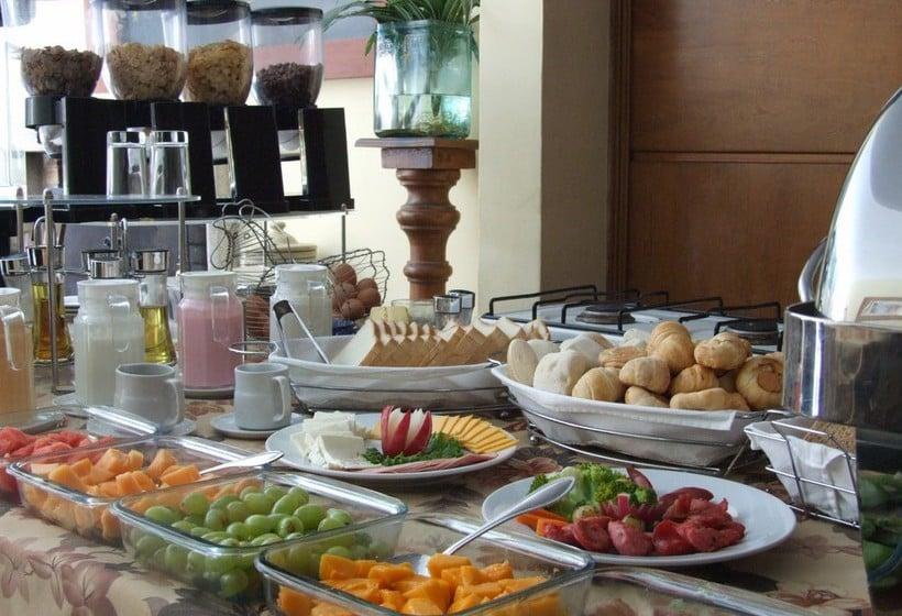 Restaurant Hotel Basadre Suites Lima