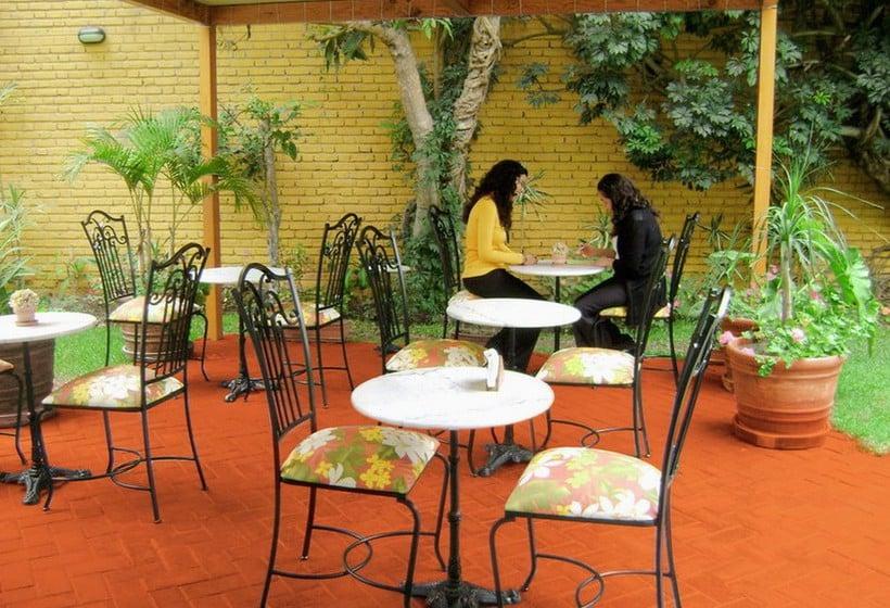 Terrace Hotel Basadre Suites Lima