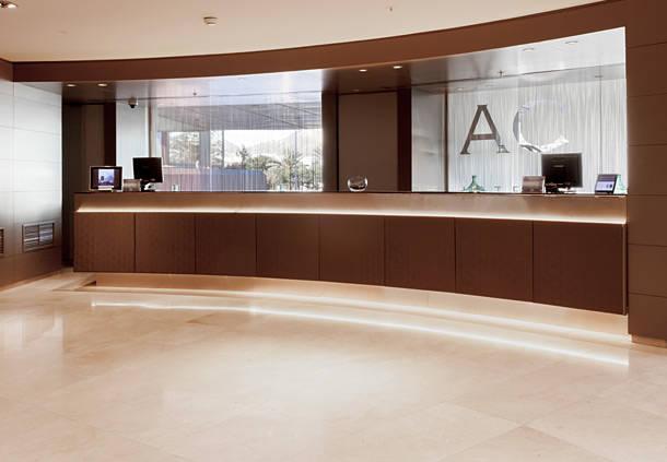 Front desk Hotel AC Gran Canaria Las Palmas de Gran Canaria