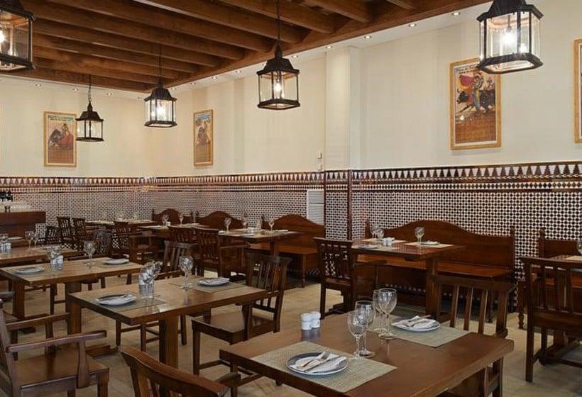 Restaurant Hipotels Barrosa Garden Chiclana de la Frontera