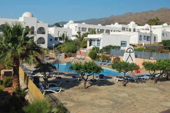 Hotel El Puntazo Mojacar