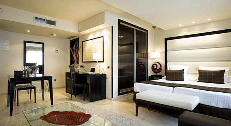 اتاق هتل Mirador de Chamartín مادرید