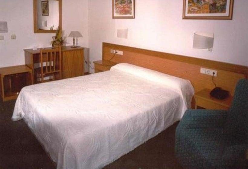 Room Hotel San Vicente Santiago de Compostela