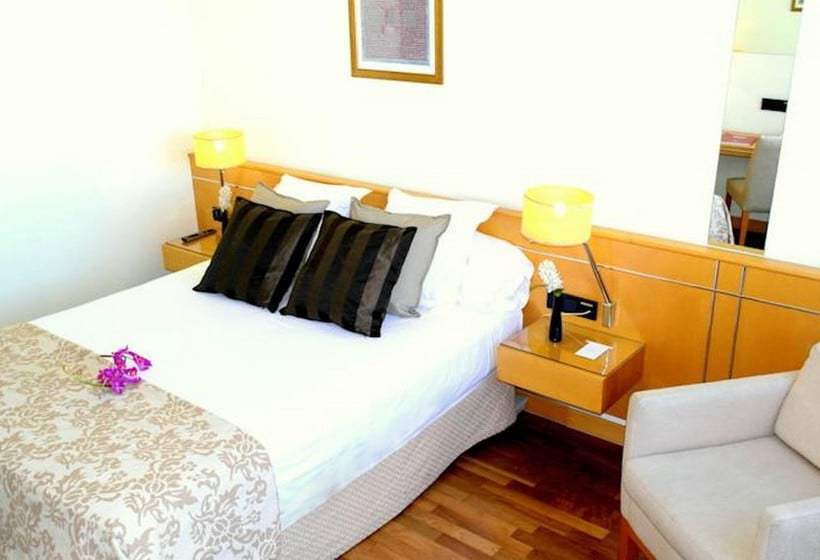 Habitación Eurohotel Diagonal Port Barcelona