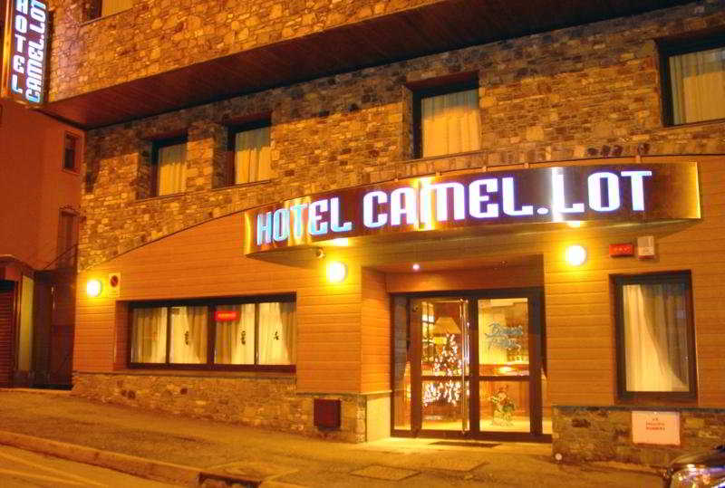 Hotel Camellot Pas de la Casa