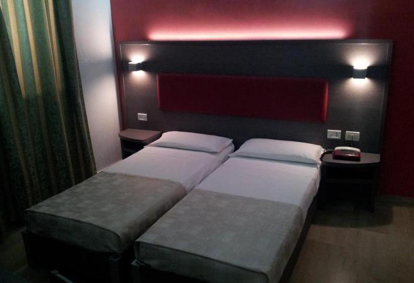Hotel Center 1-2-3 Rome