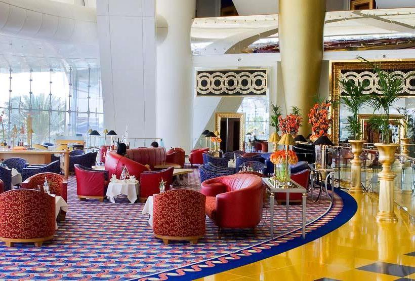 Common areas Hotel Jumeirah Burj Al Arab  Dubai