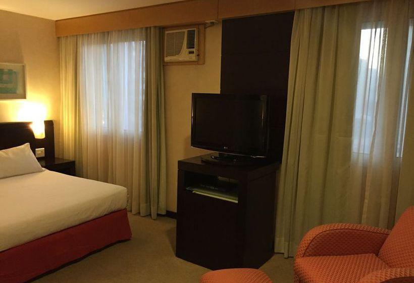 Hotel Mercure Sao Paulo Vila Olimpia São Paulo