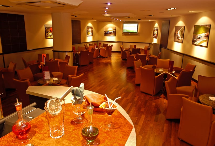 Cafeteria Hotel Tropical Les Escaldes-Engordany
