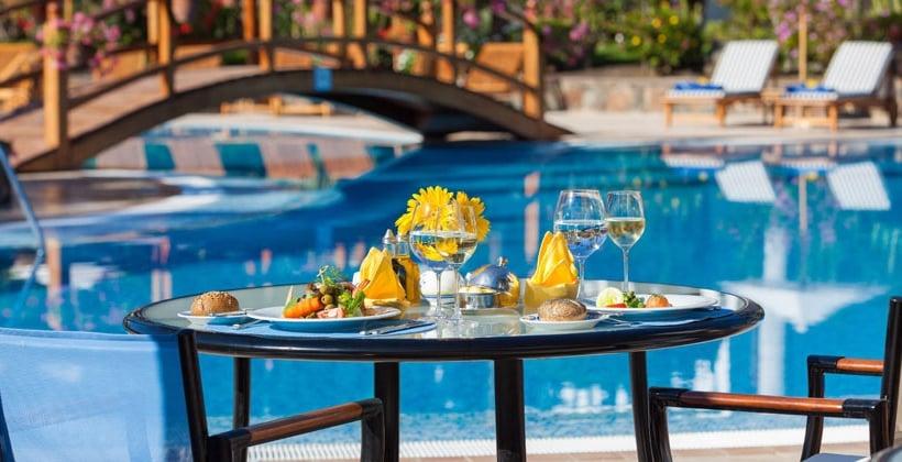 Swimming pool Seaside Grand Hotel Residencia Maspalomas