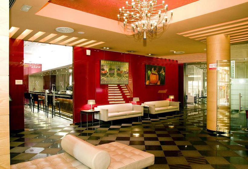 Common areas Hotel Silken Coliseum Santander