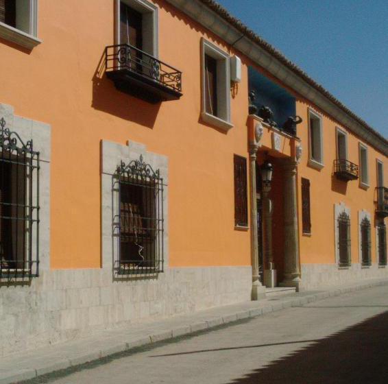 Hotel Hospederia Museo Valdepeñas Valdepenyas