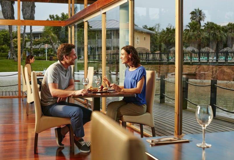 Terrace PortAventura Hotel Caribe Resort Salou
