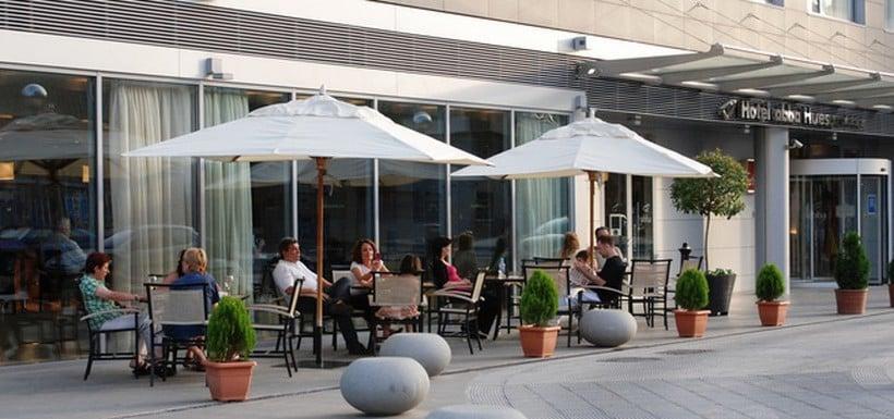Terrace Hotel Abba Huesca