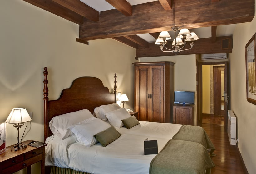 Hotel Airas Nunes Santiago de Compostela