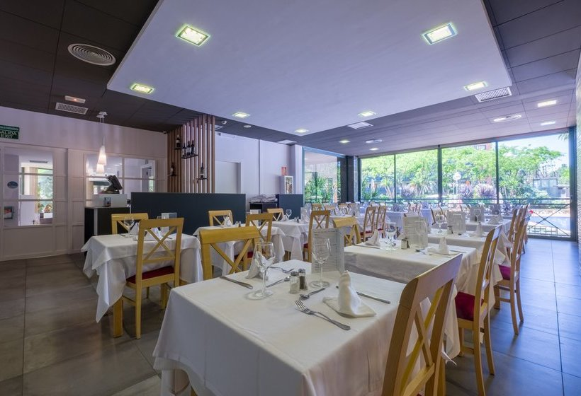 Restaurant Hotel California Palace Salou