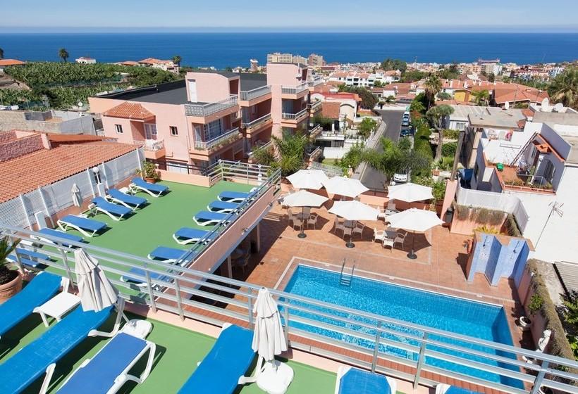Hotel Globales Acuario Puerto de la Cruz