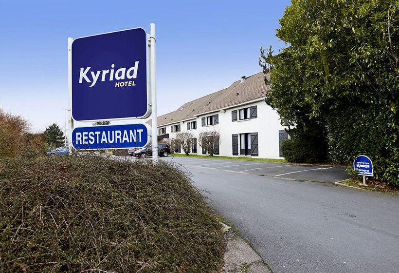 Hotel Kyriad Caen Nord Mémorial