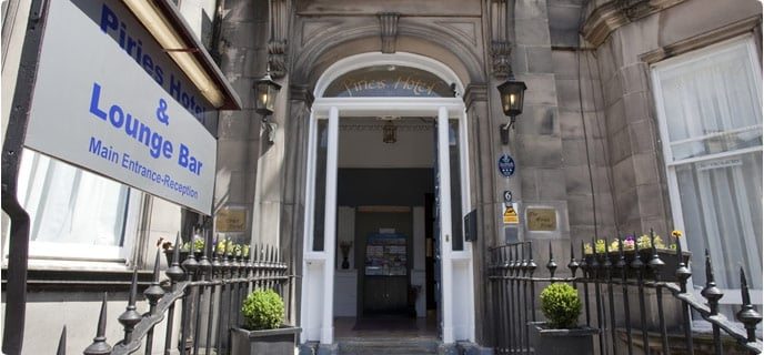 Piries Hotel Edinburgh